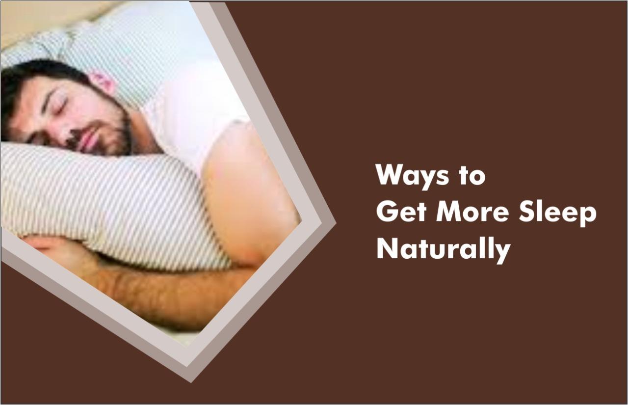 Sleep Naturally